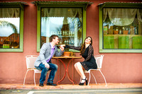 Cedros Art District - Solana Beach - Engagement Session