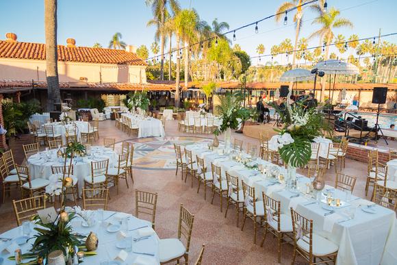Michael Svoboda Weddings La Jolla Bohemian Wedding At The La Jolla