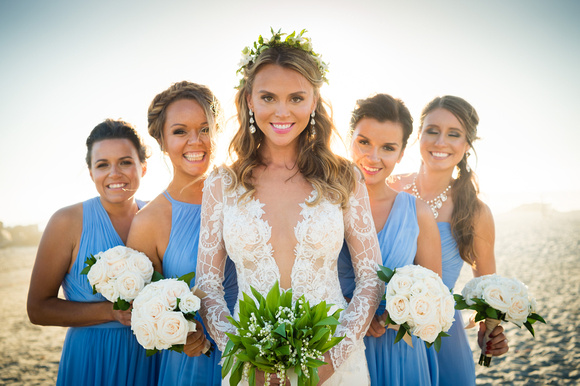 The Bridesmaids - The Hotel Del Coronado